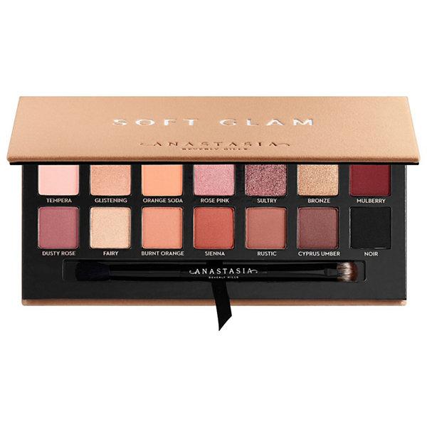 Eyeshadow Palette Soft Glam