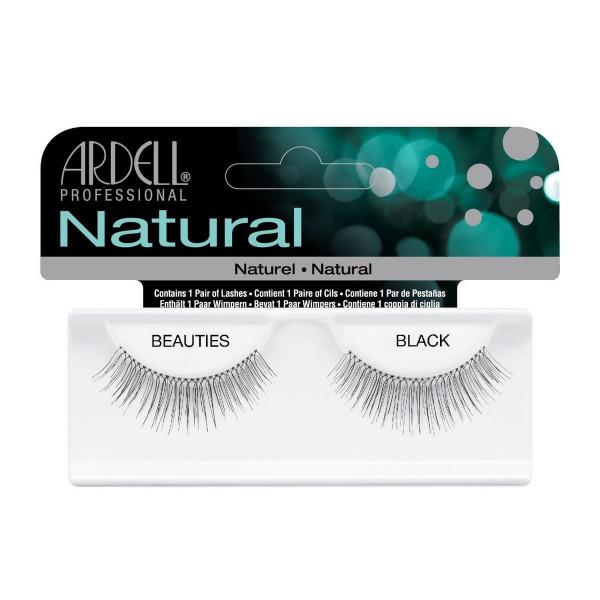 natural beauties black lash tray