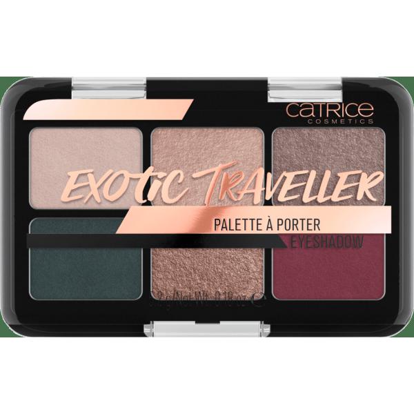 Eyeshadow Exotic Traveller Palette À Porter 030
