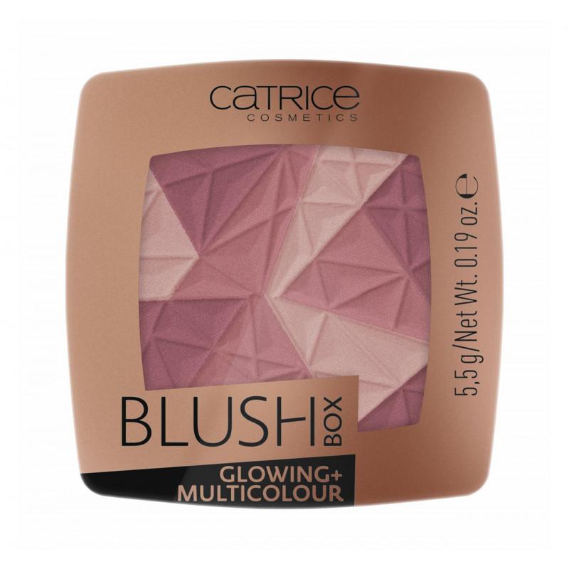 Blush Box Glowing + Multicolour 020