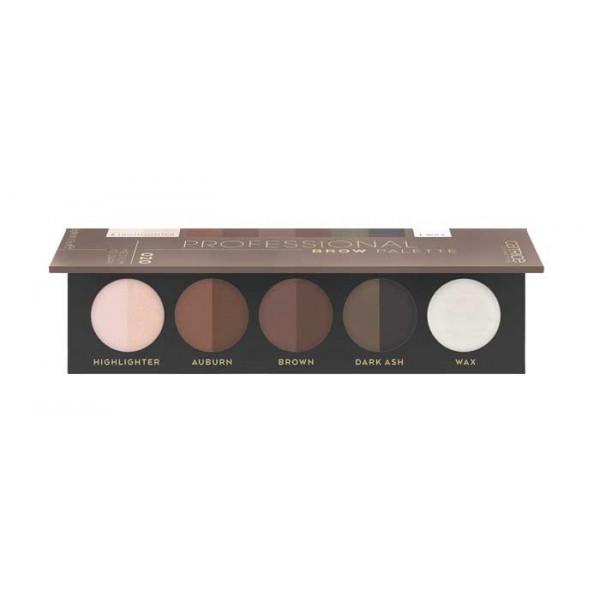 Brow Palette Professional 020 Medium to dark