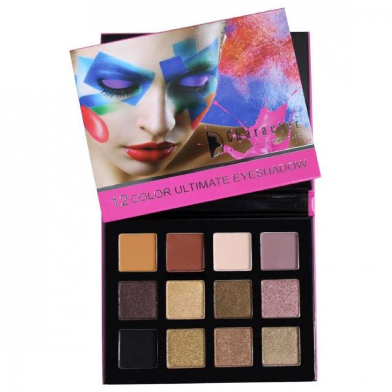 Eyeshadow 12 Color Ultimate – EEP001