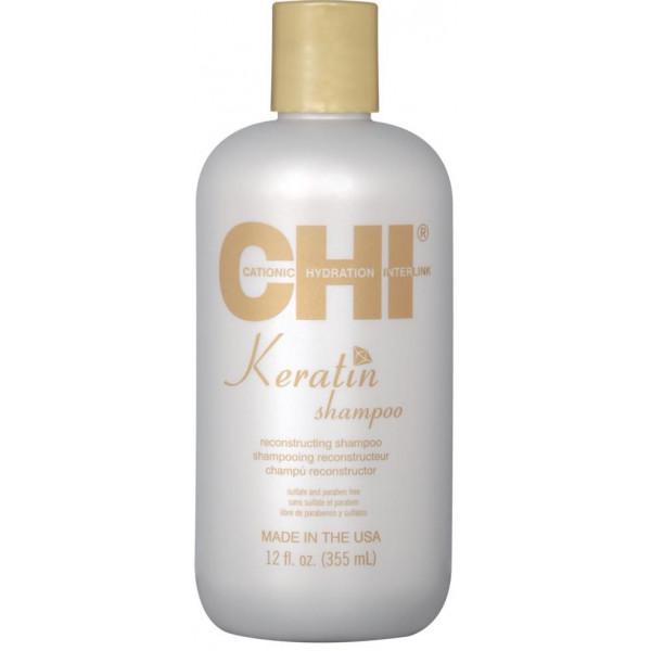 Keratin Shampoo 355 ml