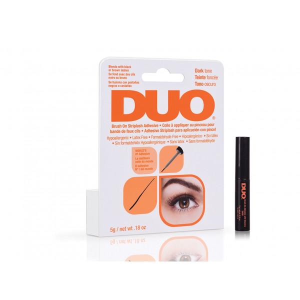 Glue Duo Dark Brush On Adhesive orange 7 G
