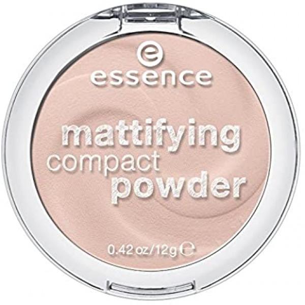 Mattifying Compact Powder Light Beige 10