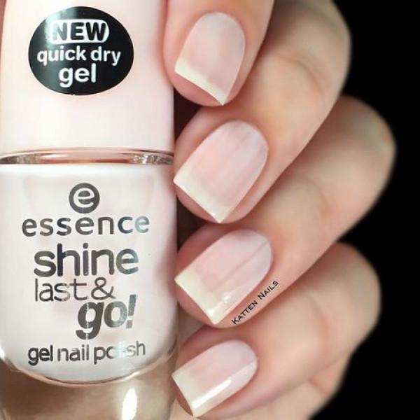 Nail Polish Gel Shine Last & Go 05