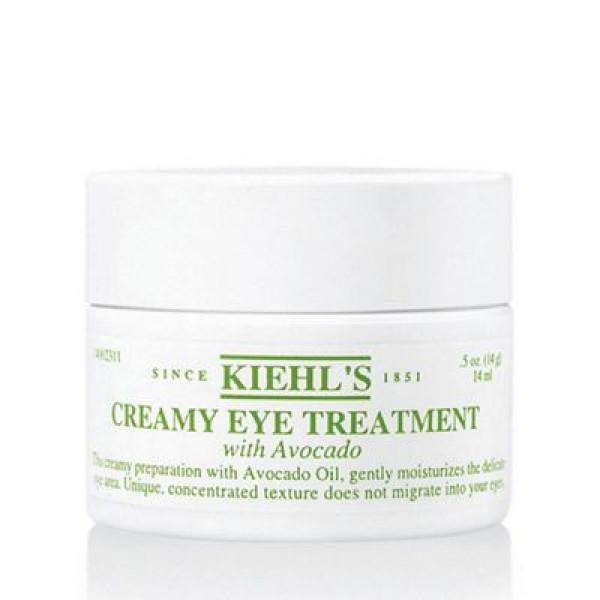 Kiehls Creamy Eye Treatment With Avocado Moisturizer 14 g