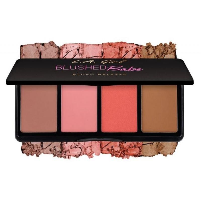 Blush Palette Blushed Babe