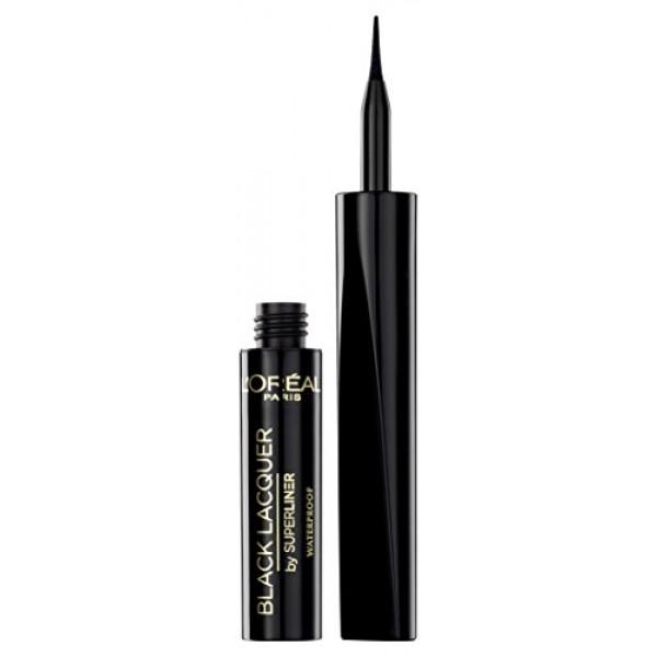 Eyeliner Super Black Lacquer Waterproof