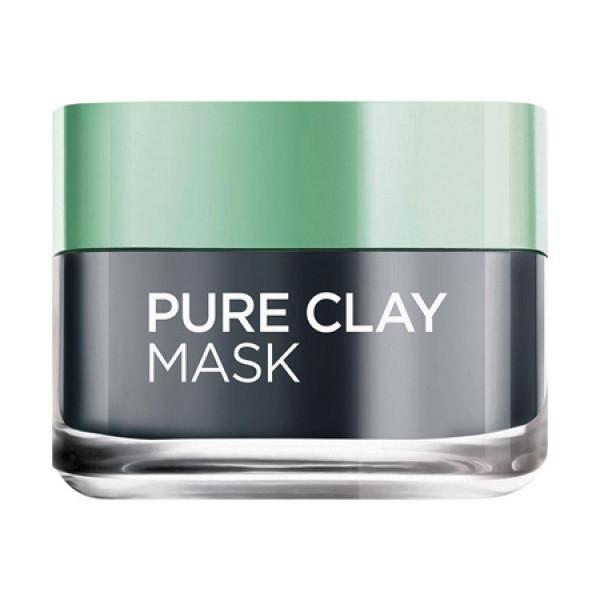 Mask Pure Clay Black 50ml