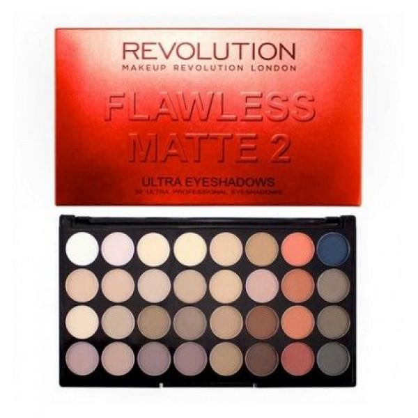32 Eyeshadow Flawless Matte 2