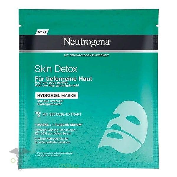 Face Mask Sheet Skin Detox