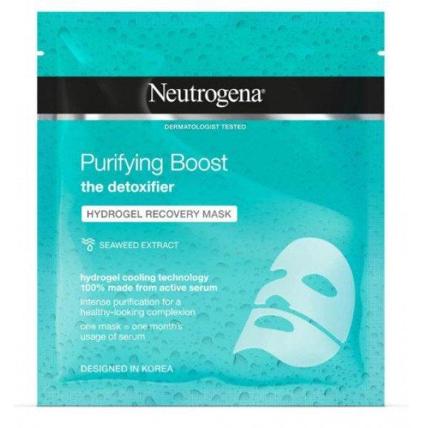 Face Mask Sheet Purifying Boost