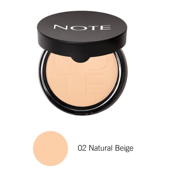 Luminous Silk Compact Powder 02 Natural Beige