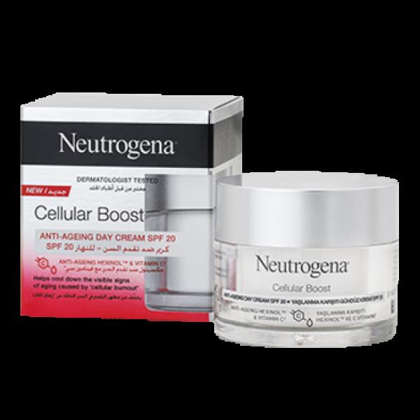 Cellular Boost Anti-Aging Day Cream SPF 20 50 ml