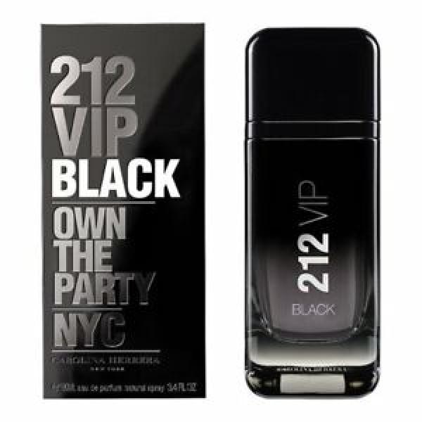Carolina Herrera 212 Vip Black EDP 100 ml
