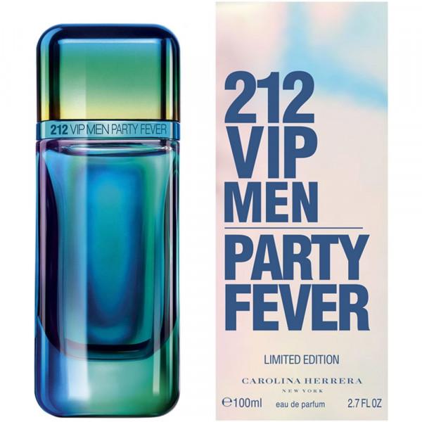 Carolina Herrera 212 Vip Men Party Fever Edp 100ml