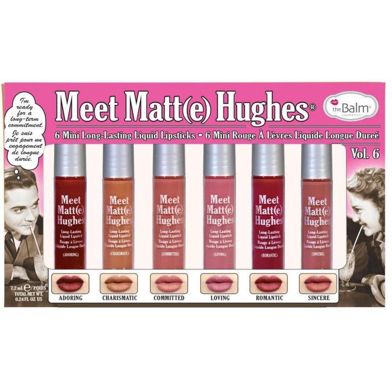 MEET MATTE HUGHES® Mini VOL. 6