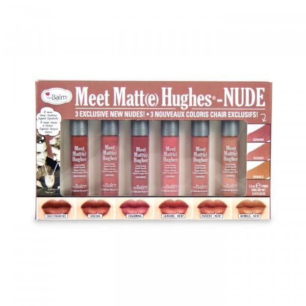 MEET MATTE HUGHES® Mini NUDE