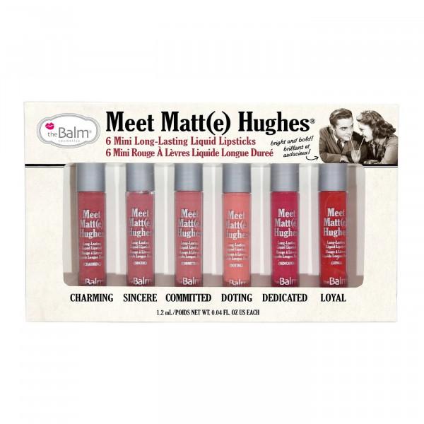 MEET MATTE HUGHES® Mini  VOL. 1