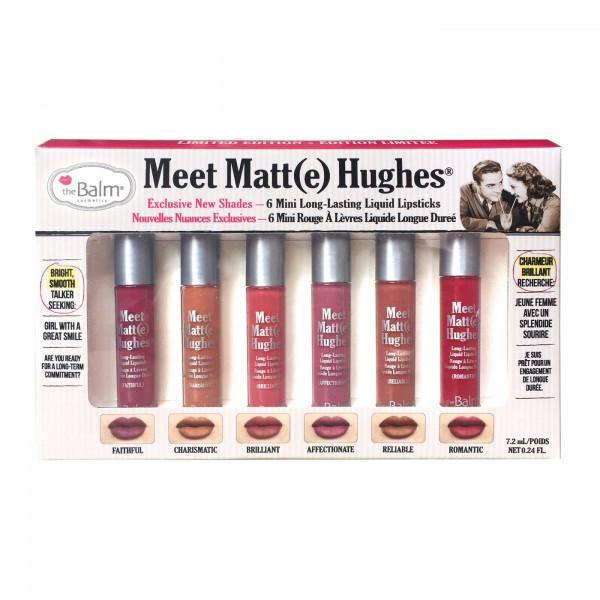 MEET MATTE HUGHES® Mini VOL. 2