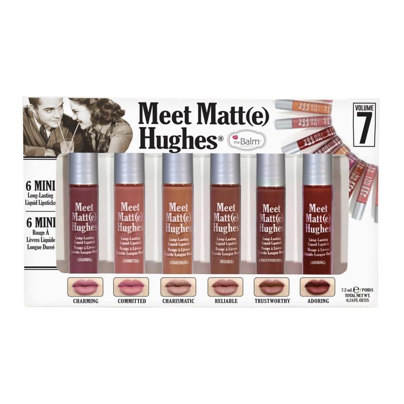 MEET MATTE HUGHES® Mini VOL. 7