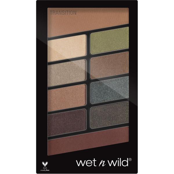 Eyeshadow 10 Pan Palette #759